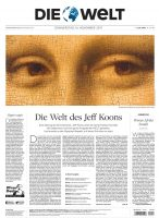 eff Koons - Die Welt - Collector's Edition - 2017