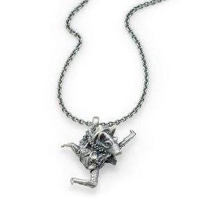 Jonathan Meese - The 'Wolf of Art' Eats All Opportunists (Pendant) - 2017