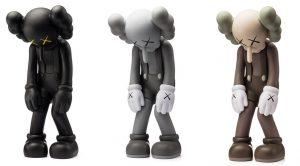KAWS - Small Lie - 2017