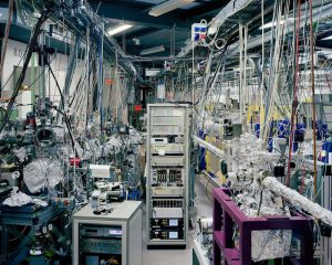 Thomas Struth - Synchrotron Radiation Lab, PTB, Berlin 2012 - 2017