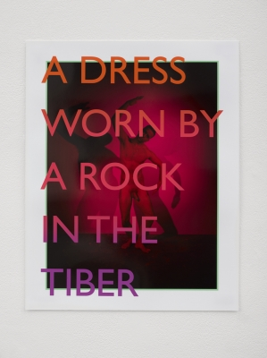 Eddie Peake - A Dress - 2018