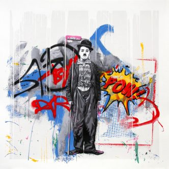Mr Brainwash - Gold Rush - 2018