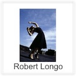 Robert Longo - Janet - limited edition print