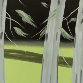 Alex Katz - Three Trees