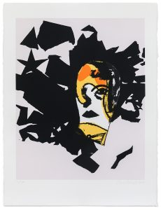 Charline Von Heyl - Untitled - 2018