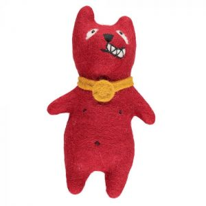 Grayson Perry - Red Alan Toy - 2018