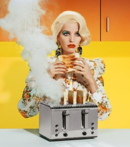 Miles Aldridge - New Utopias (1) - 2018