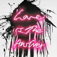 Mr. Brainwash - Love On - 2018