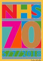 Peter Blake -NHS 70 - 2018
