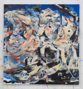 Cecily Brown -The Last Shipwreck -2018