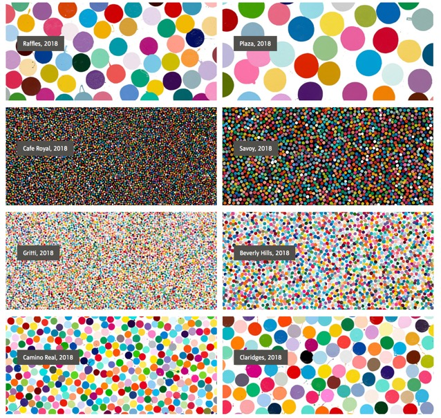 Damien Hirst H5 Prints Sold New Art Editions