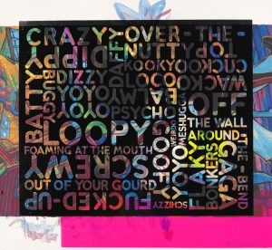 Mel Bochner - Crazy (With Background Noise) - 2018