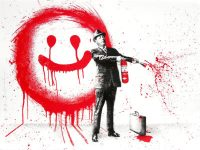 Mr Brainwash - Spray Happiness - 2018