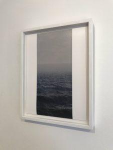 Nadav Kander - Water V, from the series Dark Line – The Thames Estuary - 2018