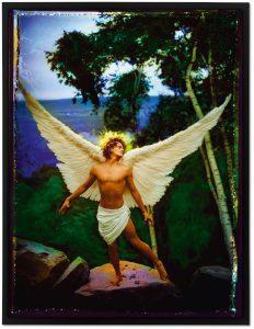 David Lachapelle - Archangel Uriel, 1985
