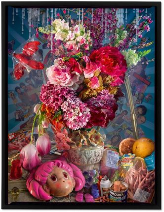David LaChapelle - Earth Laughs in Flowers. Rite of Spring, 2008–2011