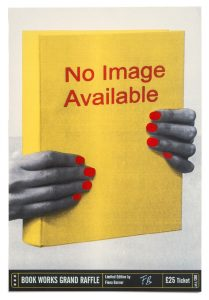Fiona Banner - No Image Available (ticket) - 2018