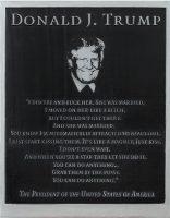 Marilyn Minter - Trump Plague (Silver) - 2018