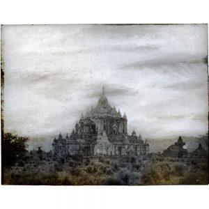 Thomas Ruff - Tripe_08 (Pugahm Myo. Thapinyu Pagoda) -2018