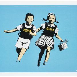 Private Sales - Banksy - Jack and Jill
