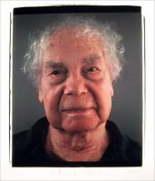 Chuck Close - Merce Cunningham -2004
