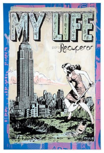 FAILE - My Life/19:86 B-Side - 2018