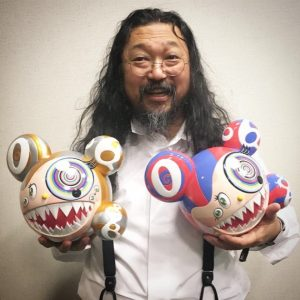 Takashi Murakami X Complexcon – Mr Dob (Set of 2) - 2016