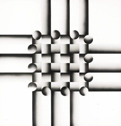 Julio Le Parc – First Modulations 03 – 2018