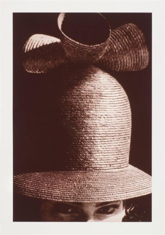 Richard Prince - Untitled (Woman With Hat) 1982-84 / 2002