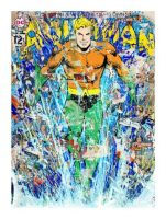 Mr Brainwash - Aquaman - 2018