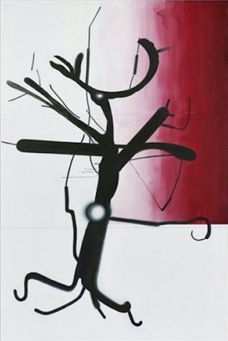 Albert Oehlen - Tree - 2014
