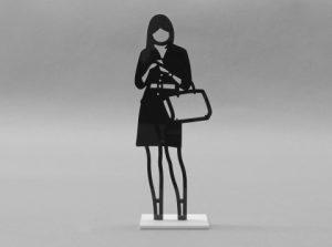 Julian Opie - Handbag