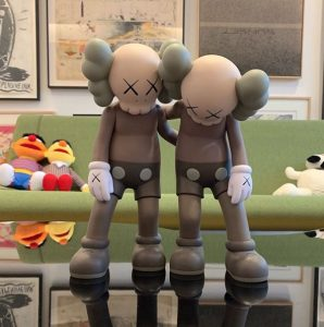 KAWS - Along the way - 2019