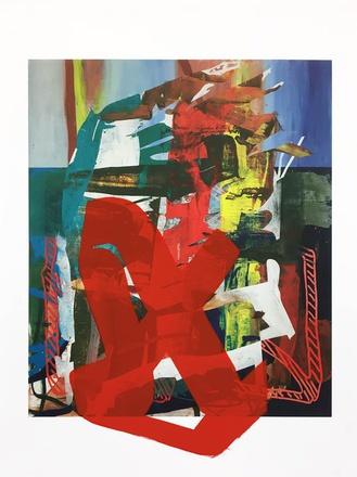Arturo Herrera - Crush - 2019