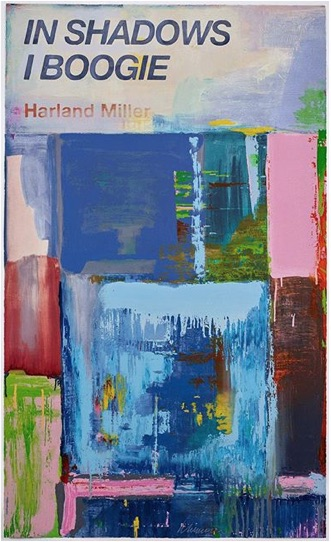 Harland Miller - In Shadows I Boogie - 2019