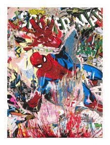 Mr Brainwash - Spider-man (clean) - 2019