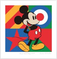 Peter Blake - Disney (Red Nose Day) - 2019