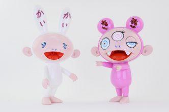 Takashi Murakami - Kaikai & Kiki (BLUE eye) - 2019