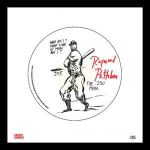 Raymond Pettibon - Who am I (Art Edition) - 2019