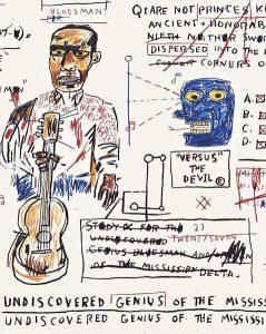 Jean-Michel Basquiat- Undiscovered Genius - 2019