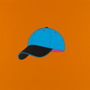 Michael Craig-Martin - Baseball Cap - 2019