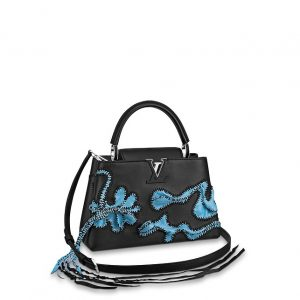Louis Vuitton -Artycapucines - Nicholas Hlobo