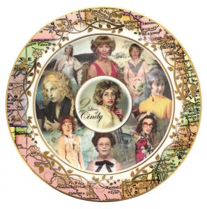 Cindy Sherman - 9 Lives of Cindy Plate - 2019