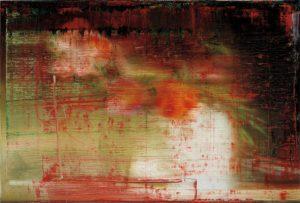 Gerhard Richter - Bouquet (P3) - 2013