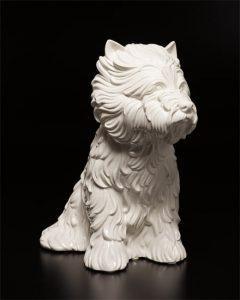 Jeff Koons - Puppy Vase - 1998