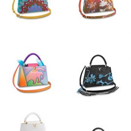 Louis Vuitton - Artycapucines Collection
