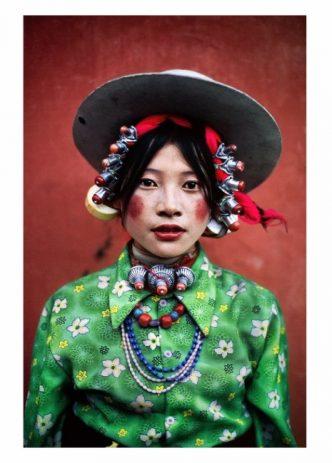 Steve McCurry - Tagong, Tibet. 1999 / 2019