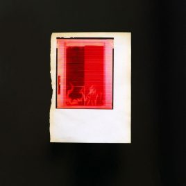 Wade Guyton - Untitled (Red Fire ...)