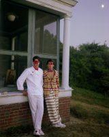 Joel Meyerowitz - Ethan and Tom 1984 / 2019