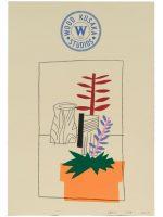 Jonas Wood -Notepad Doodle 2 (State I) -2017